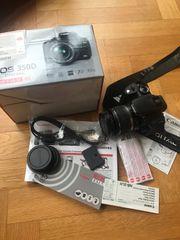 Canon Eos Digital 350 D