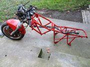 Ducati 750 Sport Bj 88 -