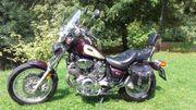 Verkaufe mein Motorrad Yamaha XV