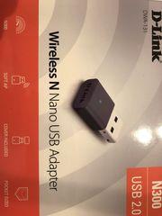 NEU- D-LINK WIRELESS USB Adapter -