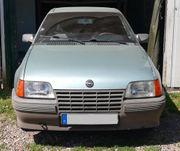Opel Kadett E Stoßstange vorne