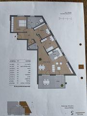 Neubauwohnung Erstbezug 2021 - 1 OG
