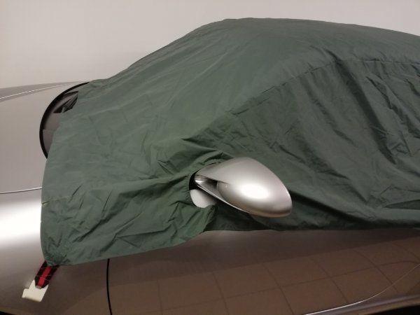 Opel Calibra Auto Abdeckung Halb-Garage