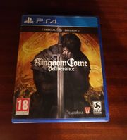 Kingdom Come Special Edition PS4