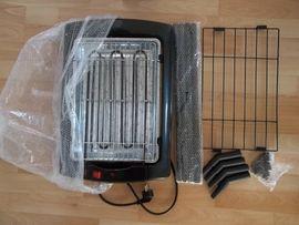Neuer Tischgrill mit Füßen Barbeceu: Kleinanzeigen aus Sinzheim - Rubrik Küchenherde, Grill, Mikrowelle