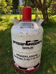 Große Gasflasche 13 3 kg