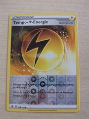 Reverse Holo Tempo-Energie Pokemon NEU