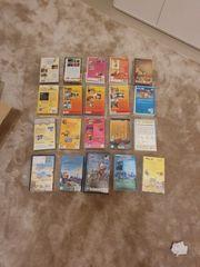 20x Videokassetten für Kinder
