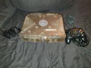 Originale Xbox Crystal Edition ungemodet