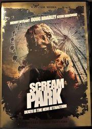 SCREAM PARK HORROR DVD GOLD