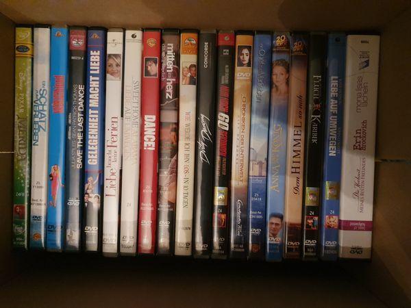 DVD verschiedene Titel 29 Stück