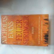 Feuer Springer Nicholas Evans