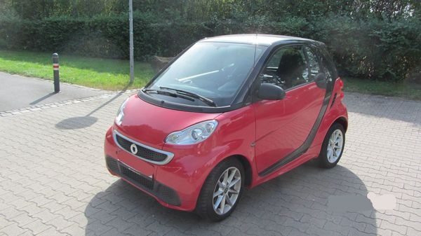 Smart Fortwo Coupe mhd Passion