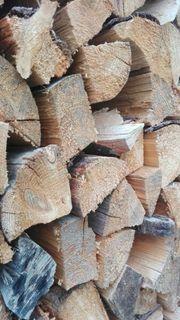 Brennholz Kaminholz Feuerholz Fichte 25