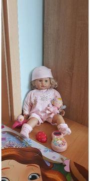 853b17222b76f6 Zapf Creation Puppe Little Sunshine