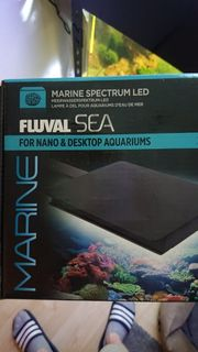Fluval sea marine LED steuerbar