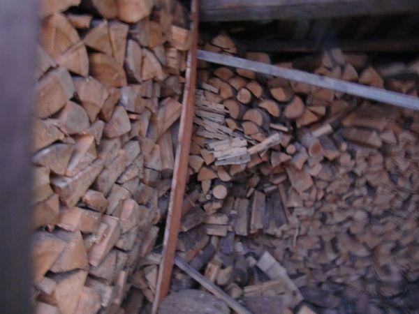 Brennholz Fichte Kiefer Mischholz