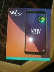 Handy Wiko View neu