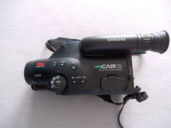 Camcorder Samsung Vidio