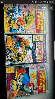Marvel Comics Bücher