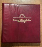 Briefmarken Europas folkloristischer Bilderbogen