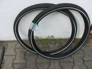 2 Fahrradreifen - prophete - Reifen Zoll