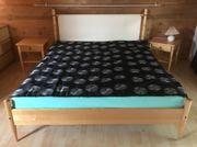 Doppelbett IKEA MALM 160x200cm und