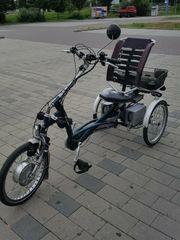 Easy Rider 2 Komfortables Dreirad
