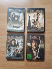 Herr der Ringe Hobbit DVD