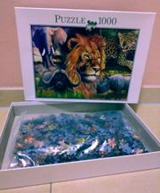 1000 Teile Puzzle - The Big