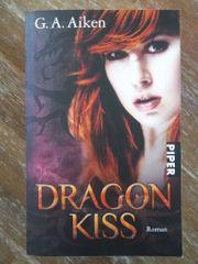 Buch Dragon Kiss Roman G