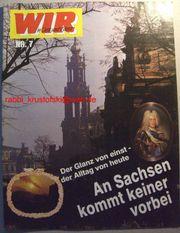 Zeitschrift Wir in Ost und