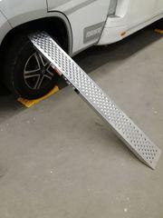 Aluminium Auffahrschiene Auffahrrampe 1 50