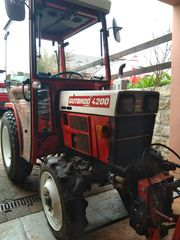 Verkaufe Kompakttraktor Gutbrod 4200 H