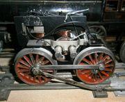 Spur 1 Märklin Motore Tinplate