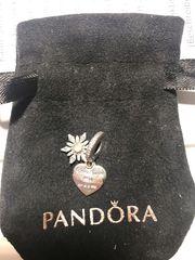 Pandora Charm Bicolor 14-K-Gold