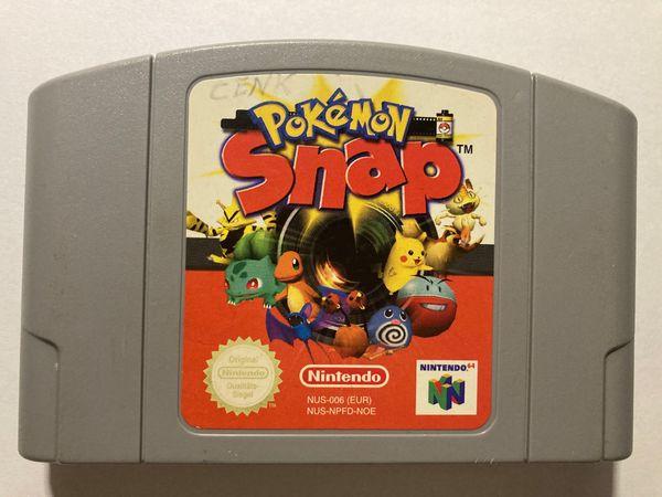 Pokemon Snap Nintendo 64 gebraucht