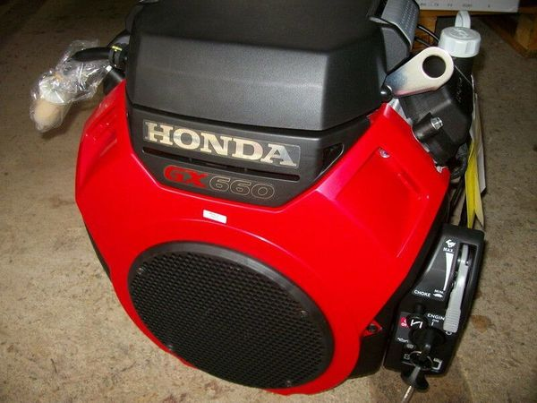 HONDA GX 660 RHTxf MOTOR