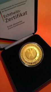 Deutschland 200 Euro Goldmünze 2002 -