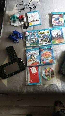Wii u Konsole: Kleinanzeigen aus Contwig - Rubrik Nintendo, Gerät & Spiele