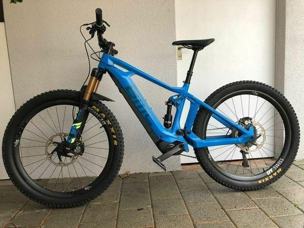 BMC E-Bike Trailfox AMP LTD