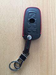 Leder-Schlüsselhülle BMW