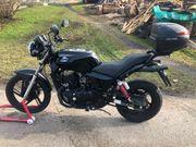 Ride 125ccm Motorrad