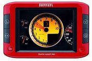 Ferrari Navigationsgerät Becker Traffic Assist