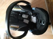 Babyschale inkl Base Cybex