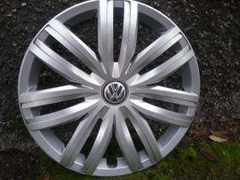 Bild 4 - VW Caddy Sommerräder 205 55ZR16 - Wehr