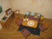 Rülke Wohnzimmermöbel Zubehör Puppenhaus-Puppenstube