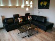 Sofa Wohnlandschaft Ledercouch