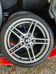 Doppelspeichenfelgen BMW 18