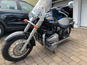 Motorrad Triumph Typ America